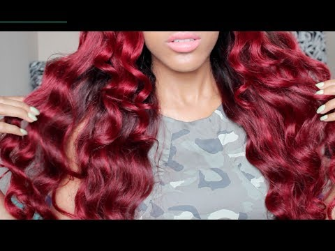 how to get rid of red pigment hair