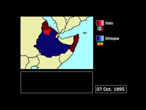[Wars] The First Italo-Ethiopian War (1894-1896): Every Fortnight