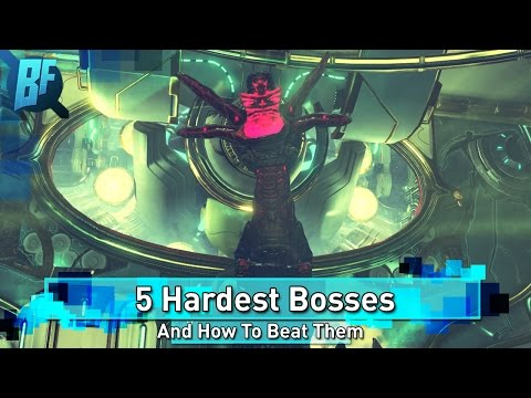 5 Of The Hardest Bosses In Warframe And How to Beat Them