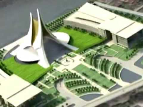 Designer 39 s concept thai parliament building design for Concept building