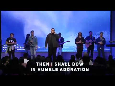 How Great Thou Art by Carl Boberg (Live Worship led by Lee Simon Brown)