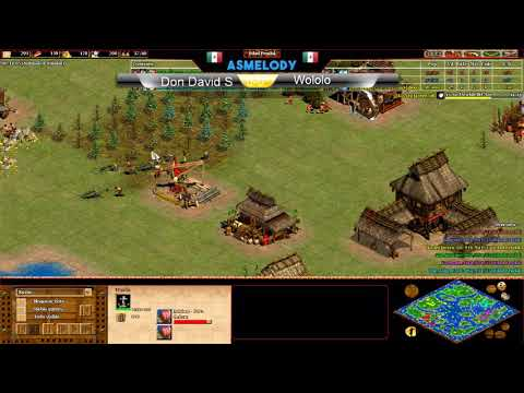 Torneo 3K Age Of Memes| Wololo vs Don Davis S Age of Empires 2