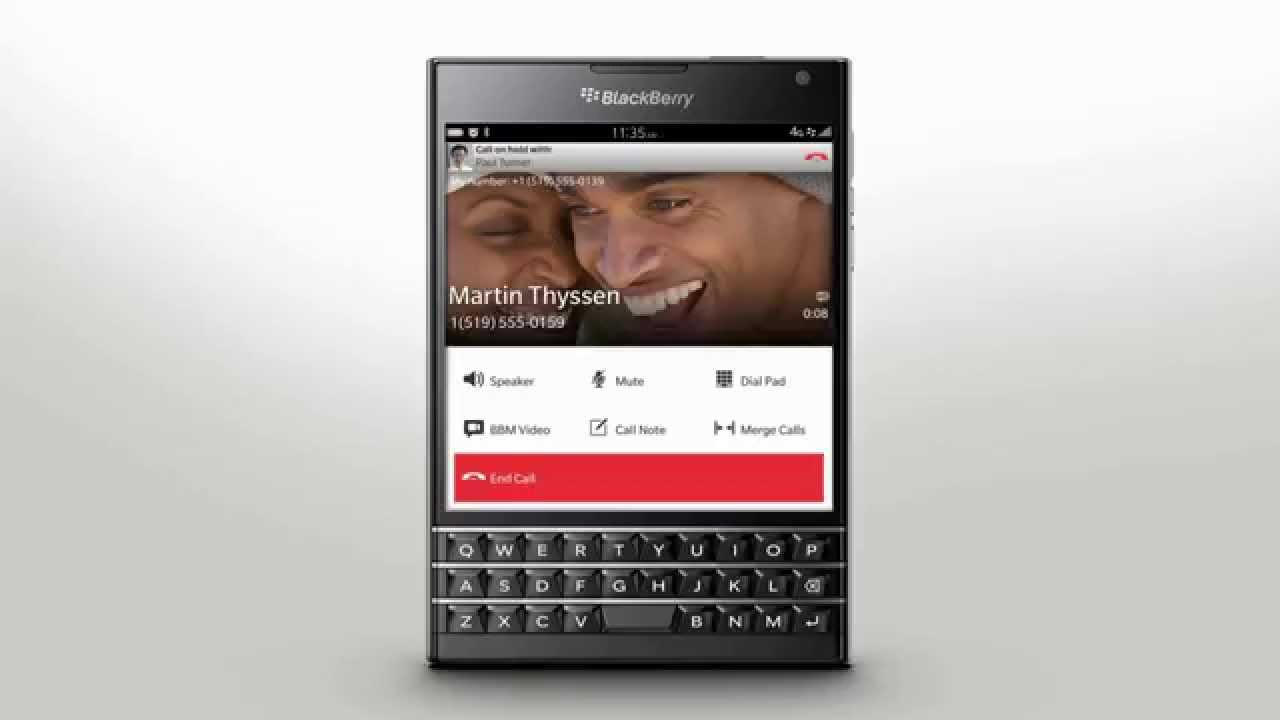 How to block a number on blackberry classic
