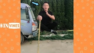 Funny videos 2018 ✦ Funny pranks try not to laugh challenge P1