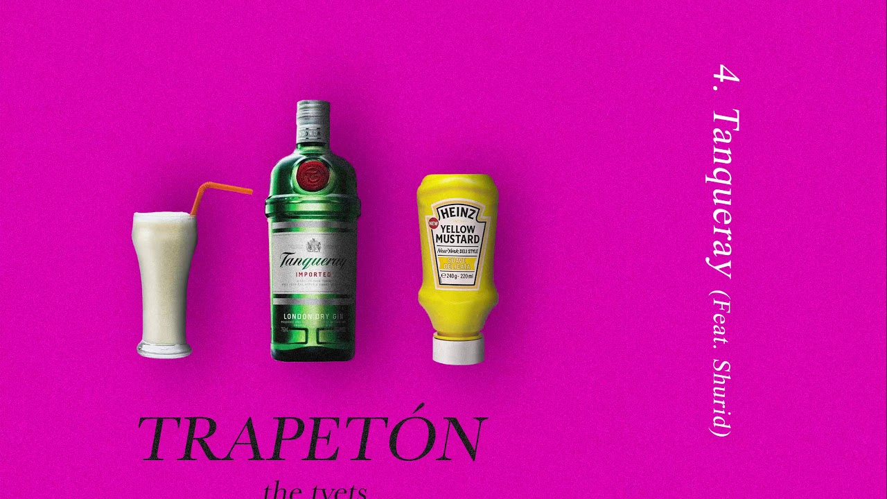 Download 4. Tanqueray | The Tyets Feat. Shurid (Mixtape Trapetón)