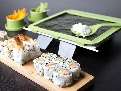 SushiQuik - Sushi Rolling Kit
