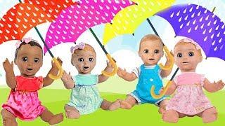 Rain Rain Go Away | Baby and Mom - Nursery Rhymes & Songs for Kids