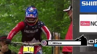 Aaron Gwin's insane winning run – Windham UCI World Cup 20…