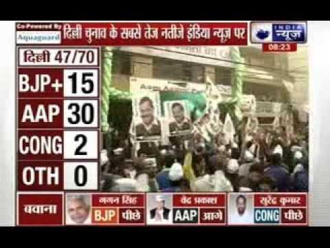 Delhi Elections 2015: Counting begins for Delhi elections
