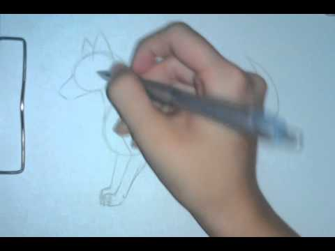 Kresleni Dil 2 Vlk Me Fantazie Youtube