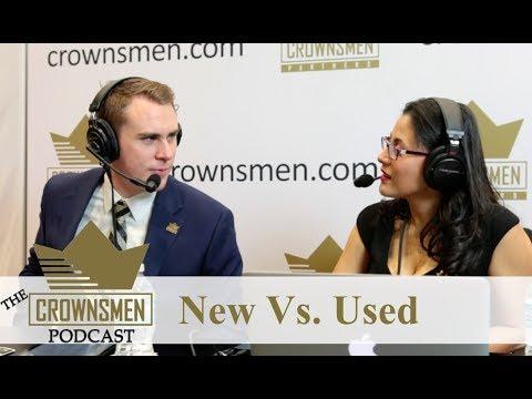 Ep. 7 New vs. Used Mining Equipment   Crownsmen CIM Podcast