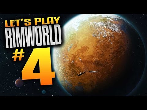 RimWorld Alpha 15 Gameplay - Ep 4 - Taking Prisoners (Let's Play RimWorld) (Mature Content)