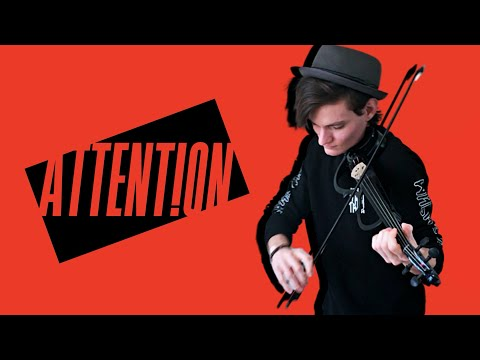 Charlie Puth - Attention (Violin Cover by Caio Ferraz)
