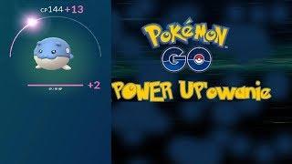 #290 - Pokemon Go - Power Upy + Ewolucja Spheala 100% IV