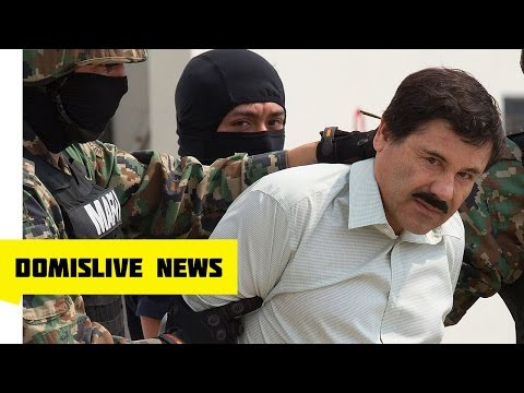 "El Chapo ""Drug Kingpin' Has Been Captured 1/08/2016 (Joaquín El Chapo Guzmán Arrested)"
