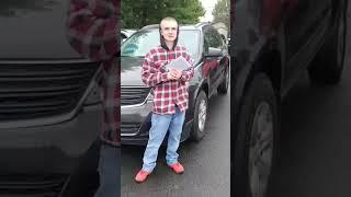 Customer testimonial Traverse review Georgetown Auto Sales Ky
