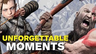 11 Unforgettable Moments in God of War (SPOILERS!)