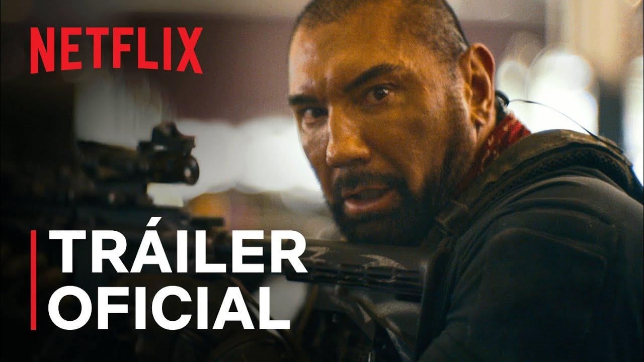 El Ejército de los Muertos | Netflix