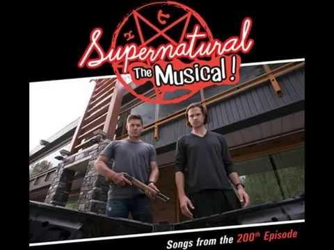 A Single Man Tear  Supernatural The Musical FULL