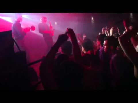 Parov Stelar - Booty Swing - live in Katowice 14.11.2012