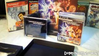 Tekken Hybrid Limited Edition Unboxing