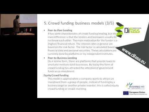 3. Overview of Creative Industries and Crowdfunding - Simeon Karafolas, Scientific Partners