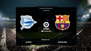 This video is the gameplay of alaves vs barcelona la liga 23 april 2019 suggested videos 1- uefa champions league final - manchester city ...