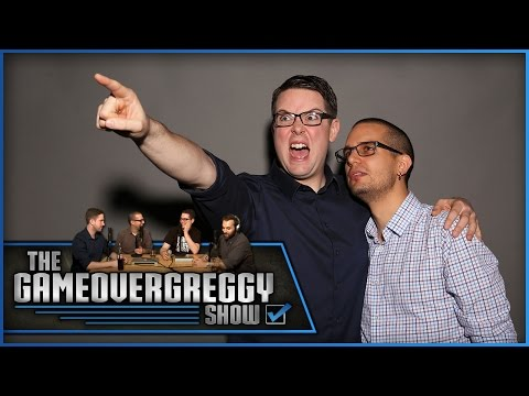 Kinda Funny After Dark - The GameOverGreggy Show Ep. 110 (Pt. 2)