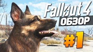Fallout 4 - Обзор и первый взгляд Fallout 4 Ultra 60 FPS 1