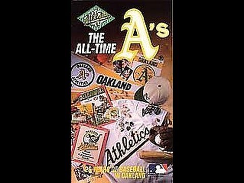 The All Time Oakland A's