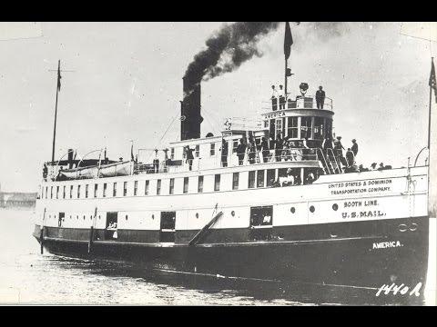 Steamship America: A North Shore Legend Trailer