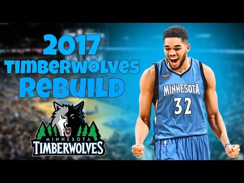 NBA 2K16 MyLeague - Rebuilding The 2017 Minnesota Timberwolves!