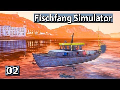 Fischfang Simulator 🐟 Schnell reisen und Mission Fishing Barents Sea Preview ► deutsch