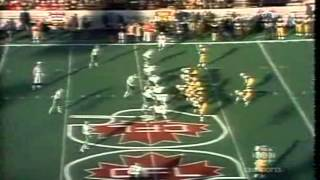 1972 Grey Cup - Riders v TiCats
