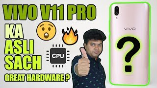Giveaway: Vivo V11 Pro Honest Review, Amazing Phone, Great Camera, Great Hardware ?