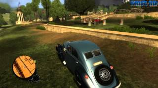 The Saboteur HD Gameplay (M)(HUN)