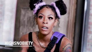 Rico Nasty Explains How She Became a Rapper Thanks to Lil Yachty on 'Real Talk'