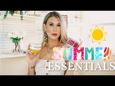 summer-favorites-2019-|-teddy-blake,-korean-skincare,-iced-coffee-&-more