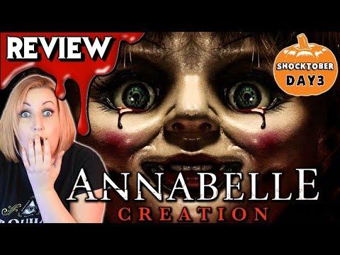 ANNABELLE CREATION (2017) 🎃 Shocktober Horror Movie Review – Day 3