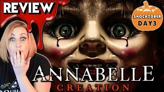 ANNABELLE CREATION (2017) 🎃 Spoiler-Free Shocktober Horror Review: Day 3