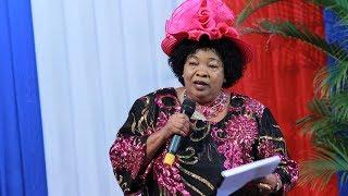 EXCLUSIVE: Huyu Ndiye Mtoto wa  Mama Rwakatare, Tazama Alichokisema
