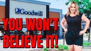 😱 THRIFT STORE HAUL / GOODWILL SHOP WITH ME / DANIELA DIARIES