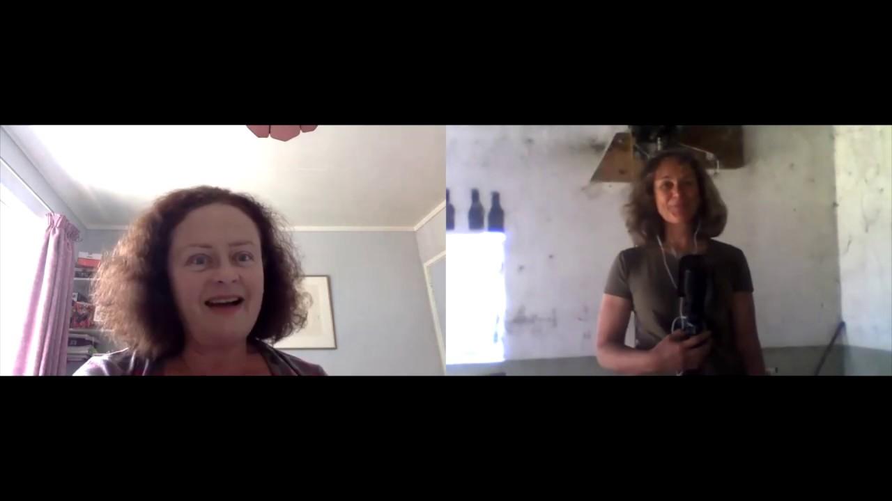 Tina Shaw and Kirsty Powell talk 'Ephemera'