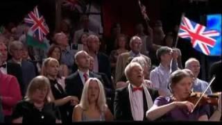 BBC Symphony Orchestra - Jerusalem & British National Anthem & Auld Lang Syne 2011