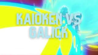 Dragon Ball - Final Stand Kaioken X4 Kamehameha Vs Galick Gun! Anime Ricreazione! Roblox