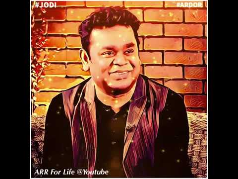 Vellimalare Song | AR Rahman | JODI | Whatsapp Status