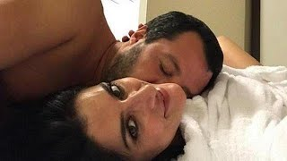 'Caduta di stile', Elisa Isoardi e la rottura con Salvini: polemiche per la foto sotto le coperte