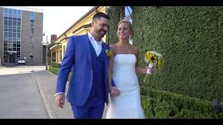 Eric & Dori's Wedding Trailer