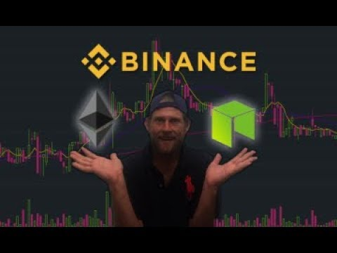 Trading Crypto - Ethereum to Binance to NEO