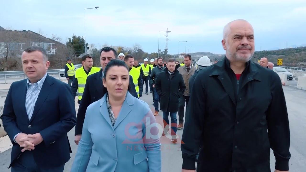 Saga e Tirane-Elbasan, hapet njeri segment i aksit rrugor| ABC News Albania